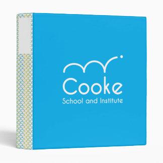 Cooke Main Logo Binder