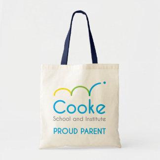 Cooke Main Logo - Proud Parent Tote