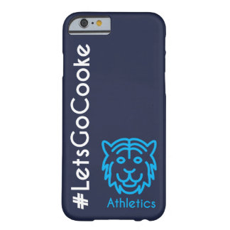 Cooke Tigers Phone Case