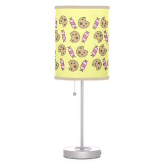 Cookie and Candy Table Lamp