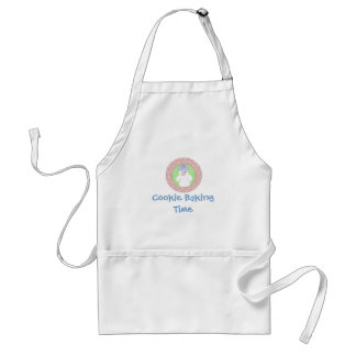 Cookie Baking Time Standard Apron