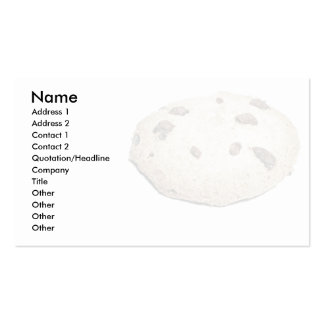 Cookie Pack Of Standard Business Cards