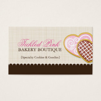 Cookie Business Cards