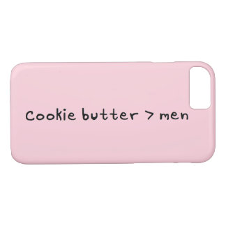 Cookie Butter is Better iPhone Case