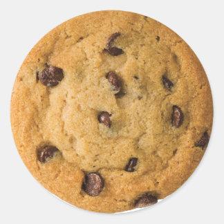 Cookie Classic Round Sticker