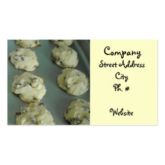 Cookie Company Pack Of Standard Business Cards