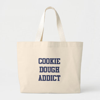 Cookie Dough Addict Large Tote Bag
