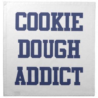 Cookie Dough Addict Napkin