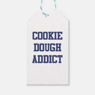Cookie Dough Addict Pack Of Gift Tags