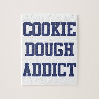 Cookie Dough Addict Puzzle
