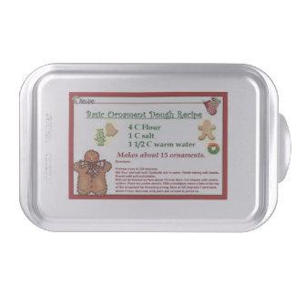 Cookie Dough Ornaments Baking Pan