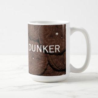 Cookie Dunker Classic White Coffee Mug