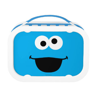 Cookie Face Art Lunch Box