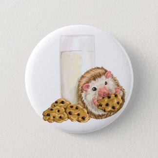 Cookie Hog 2 Inch Round Button
