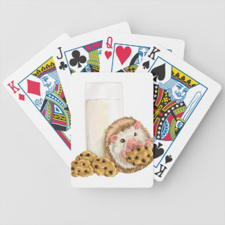Cookie Hog Bicycle Playing Cards