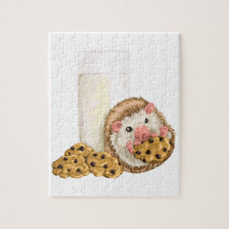 Cookie Hog Jigsaw Puzzle