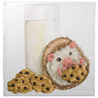 Cookie Hog Napkin
