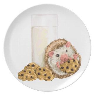 Cookie Hog Plate