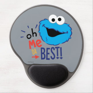 Cookie Monster Best Gel Mouse Pad