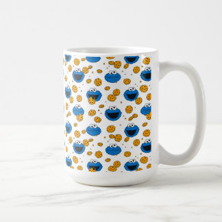 Cookie Monster | C is for Cookie Pattern Coffee Mug