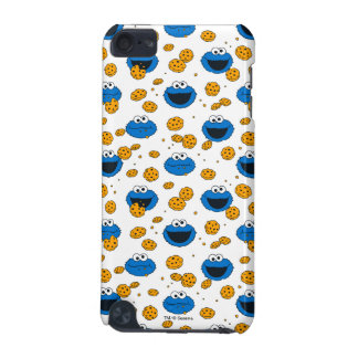 Cookie Monster | C is for Cookie Pattern iPod Touch (5th Generation) Case