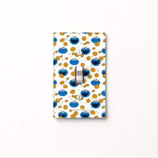Cookie Monster | C is for Cookie Pattern Light Switch Cover