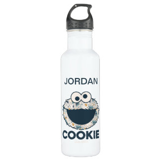 Cookie Monster | Cookie Since 1969 710 Ml Water Bottle