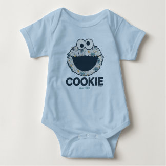 Cookie Monster | Cookie Since 1969 Baby Bodysuit