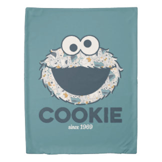 Cookie Monster | Cookie Since 1969 Duvet Cover