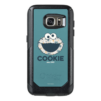 Cookie Monster | Cookie Since 1969 OtterBox Samsung Galaxy S7 Case