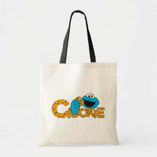 Cookie Monster | Cookie! Tote Bag