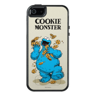 Cookie Monster Crazy Cookies 2 OtterBox iPhone 5/5s/SE Case