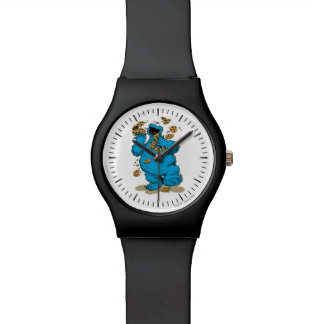 Cookie Monster Crazy Cookies Watch