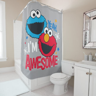 Cookie Monster & Elmo   Yeah, I'm Awesome