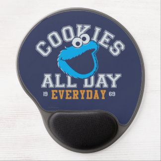Cookie Monster Everyday Gel Mouse Pad