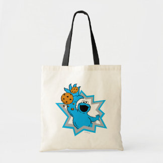 Cookie Monster Extreme Tote Bag