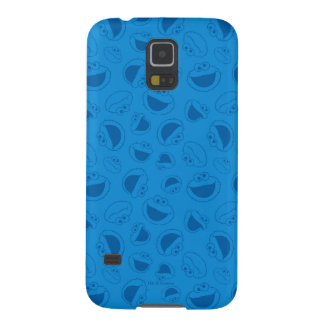 Cookie Monster | Me Awesome Blue Pattern Case For Galaxy S5