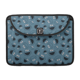 Cookie Monster | Me Hungry Pattern Sleeve For MacBooks