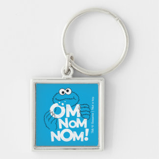 Cookie Monster | Om Nom Nom! Keychain