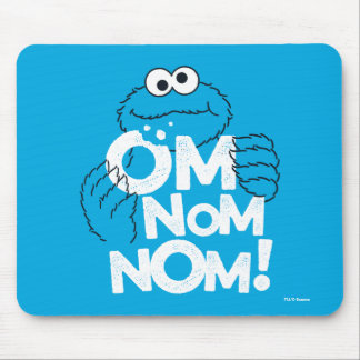 Cookie Monster | Om Nom Nom! Mouse Pad