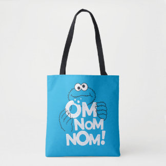 Cookie Monster | Om Nom Nom! Tote Bag