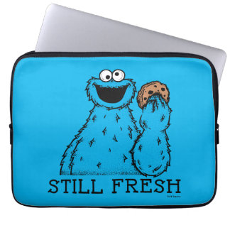 Cookie Monster | Still Fresh Laptop Sleeve