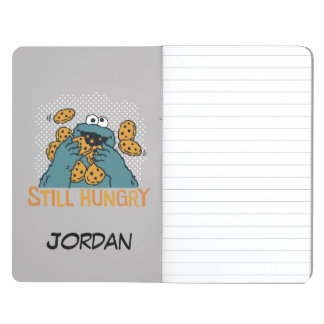 Cookie Monster - Still Hungry | Add Your Name Journals