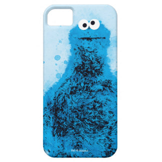 Cookie Monster | Watercolor Trend Case For The iPhone 5