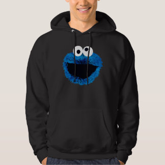 Cookie Monster | Watercolor Trend Hoodie