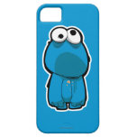 Cookie Monster Zombie iPhone 5 Cover