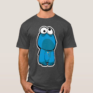 Cookie Monster Zombie T-Shirt