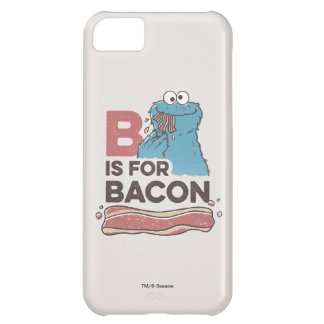 Cookie MonsterB is for Bacon iPhone 5C Covers