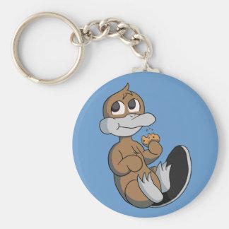 Cookie Platypi Keychain