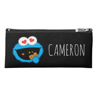 Cookie Smiling Face | Add Your Name Pencil Case